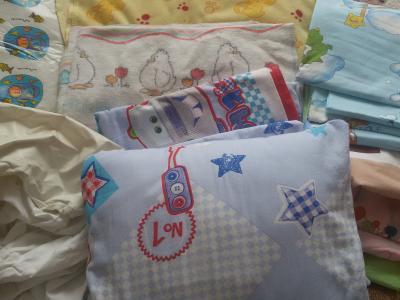 кроватку с принадлежностями