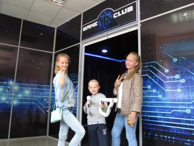 Аренда клуба виртуальности