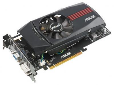Видеокарты GTX 550 TI - HD 577