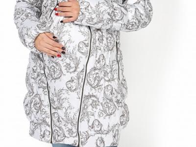 Куртка для беременных 2в1